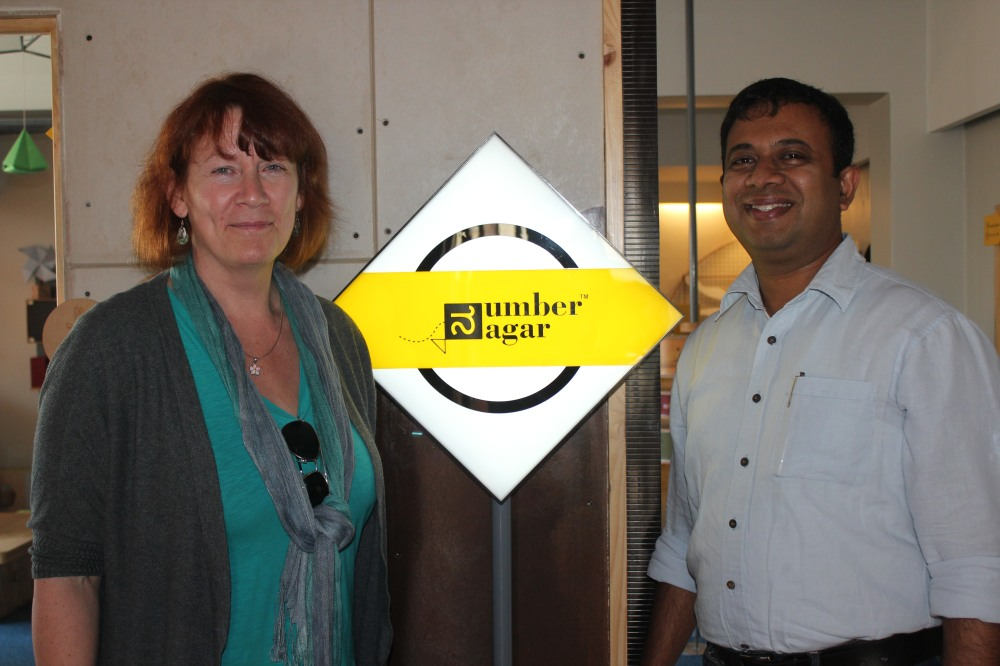 Welcome to the world of 'Number Nagar' with founder Ravi
