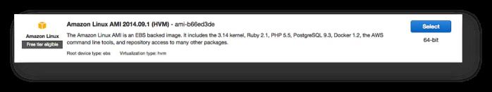 AWS EC2 Linux instance